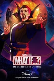 What If (2021) English S01 Complete Marvel Tv Series