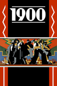 1900 (1976) poster