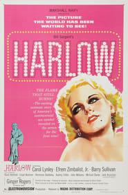 Affiche de Film Harlow