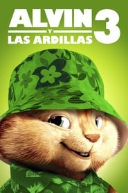 Alvin y las ardillas 3 (2011) | Alvin and the Chipmunks: Chipwrecked