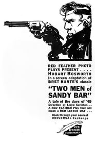 Two Men of Sandy Bar 1916
