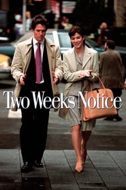 Poster for Two Weeks Notice