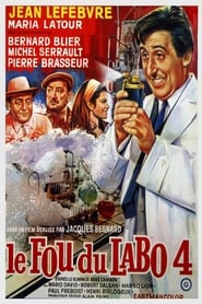 The Madman of Lab Four (1967)