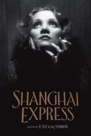 Poster Shanghai Express 1932