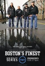 Poster Boston's Finest 2014