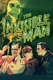 Poster The Invisible Man 1933