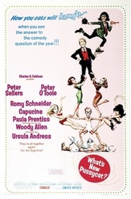 Poster What's New Pussycat? 1965