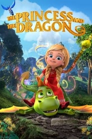 Poster The Princess and the Dragon 2018