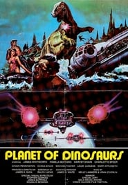 Film Planet of Dinosaurs 1977 Norsk Tale
