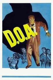 Poster D.O.A. 1950