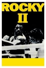 Poster Rocky II 1979