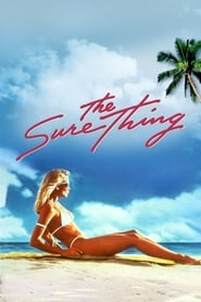 Poster for The Sure Thing