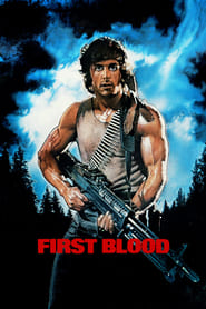 Poster First Blood 1982