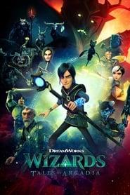 Poster Mages et Sorciers : Les Contes d'Arcadia 2020