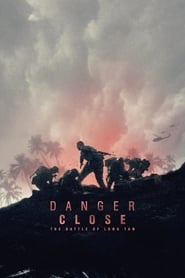 Poster Danger Close: The Battle of Long Tan 2019