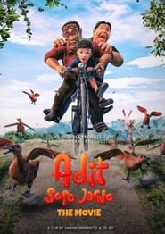 Adit Sopo Jarwo: The Movie (2021) poster