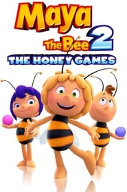 Poster Maya the Bee: The Honey Games 2018
