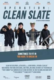 Operation: Clean Slate (2020)