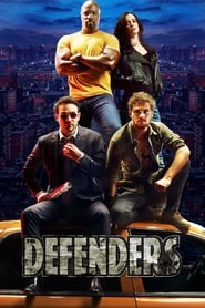 Marvel's The Defenders Cover