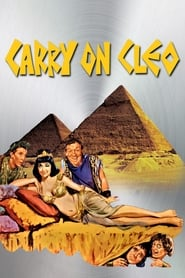 Poster for Carry On Cleo