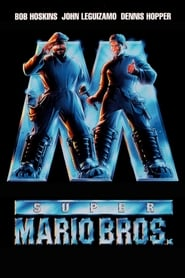 Poster for Super Mario Bros.
