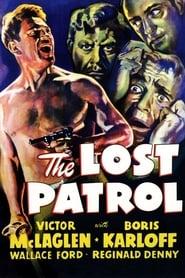The Lost Patrol (1934) online ελληνικοί υπότιτλοι