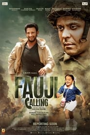 Fauji calling (2021) Hindi PreDVD 480p & 720p | GDRive