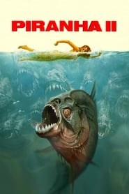 Poster for Piranha Part Two: The Spawning