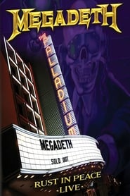 Image Megadeth: Rust in Peace Live