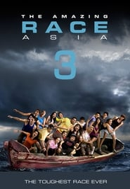 The Amazing Race Asia - Season 3 (2008) poster