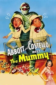 Poster Abbott and Costello Meet the Mummy 1955