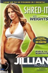 Jillian Michaels: Shred-It With Weights - Level 2