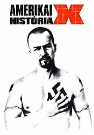 Amerikai história X