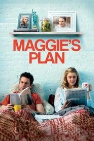 Poster Maggie's Plan 2016