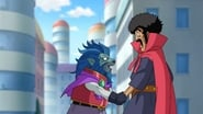 Valiant Mr. Satan, Work a Miracle! A Challenge from Outer Space!