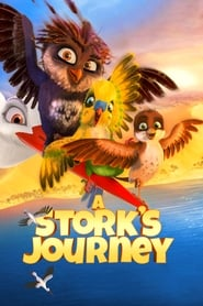 A Stork's Journey 2017 Movie BluRay Dual Audio Hindi Eng 250mb 480p 800mb 720p