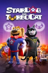 Superpies i Turbokot / StarDog and TurboCat (2019)