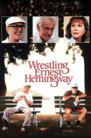Poster Wrestling Ernest Hemingway 1993