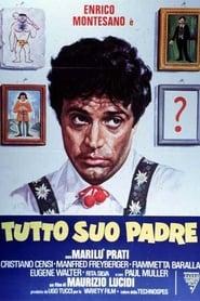 Poster Tutto suo padre 1976