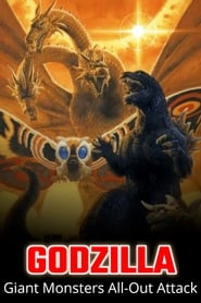 Godzilla, Mothra and King Ghidorah: Giant Monsters All-Out Attack Solarmovie