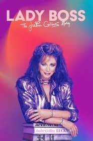 Lady Boss: The Jackie Collins Story (2021) poster