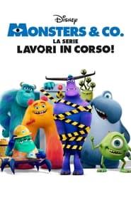 Poster Monsters & Co. La serie - Lavori in corso! 2021