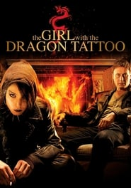 Poster for the movie, 'Girl With The Dragon Tattoo'