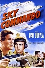 Poster Sky Commando 1953