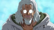 One Piece Season 19 Episode 860 : A Man's Way of Life - Bege and Luffy's Determination as Captains