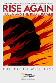 Rise Again: Tulsa and the Red Summer (2021) poster