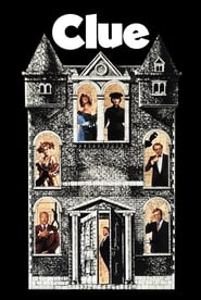 Poster Clue 1985