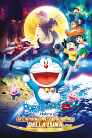 Doraemon – Il Film – Nobita alla scoperta della Luna
