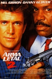 Arma letal 2 [1989][Mega][Latino][FULL HD]