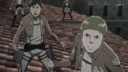 Attack on Titan - Season 1 Episode 7 : Small Blade: The Struggle for Trost, Part 3